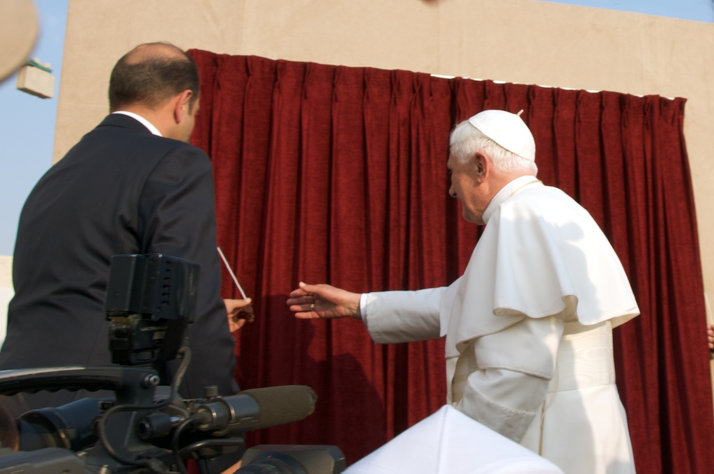 H.H. Pope Benedict XVI